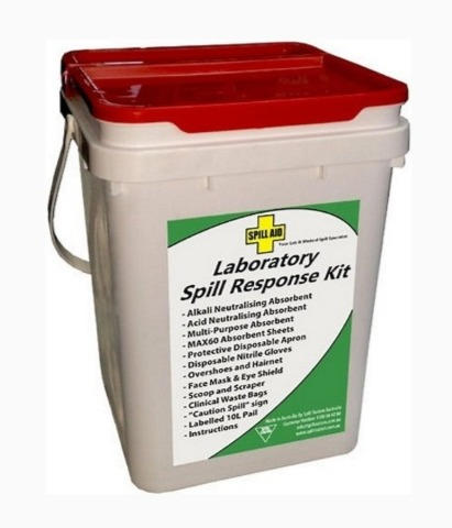 MEDICAL & LABORATORY SPILL KITS