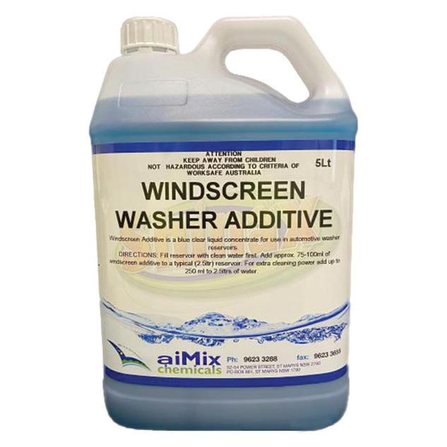 Windscreen Washer Additive