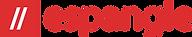 Espangle horizontal logo red 144px H.png