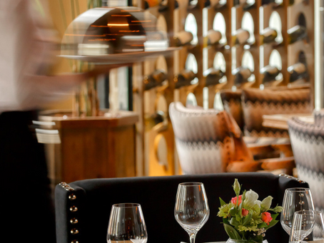 Classic restaurant moments @D.O.M.