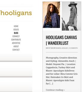 hooligans magazine