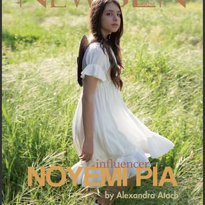 Cover story for NEWGEN magazine.