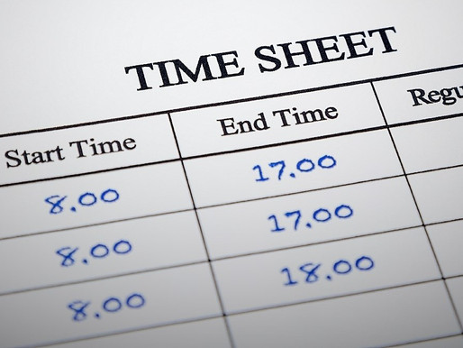 Timesheets; 6 Reasons Your Business Can't do Without That Boring Concept & How to Automate