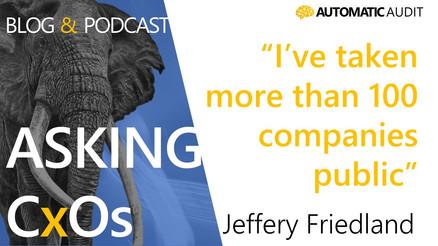 Jeffrey Friedland - CEO of several media outlets