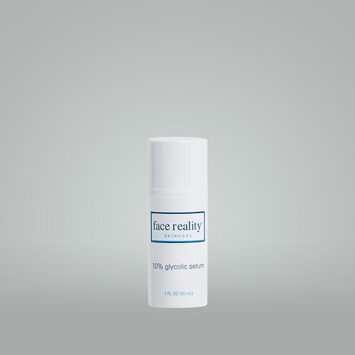 10% glycolic serum