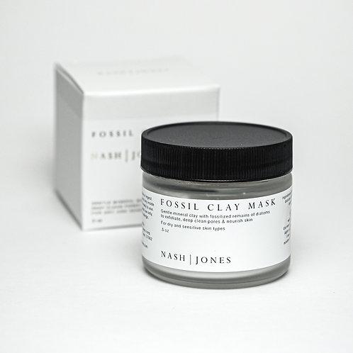 NASH | JONES Powder Clay Mask