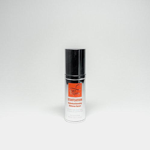 Staycation Botanical Face & Body Bronzing Shimmer Serum