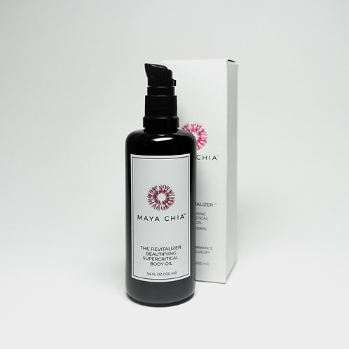 The Revitalizer, Beautifying Body Oil