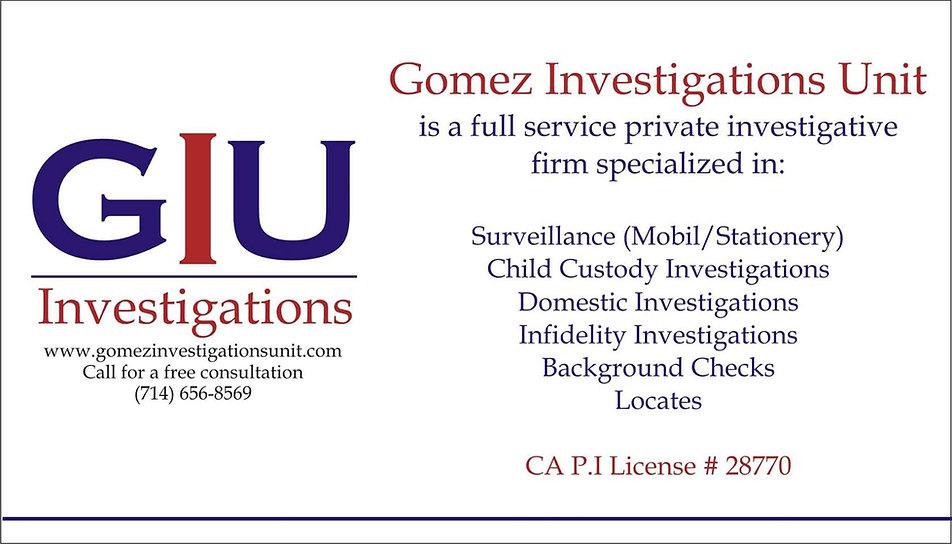 Private investigator near me