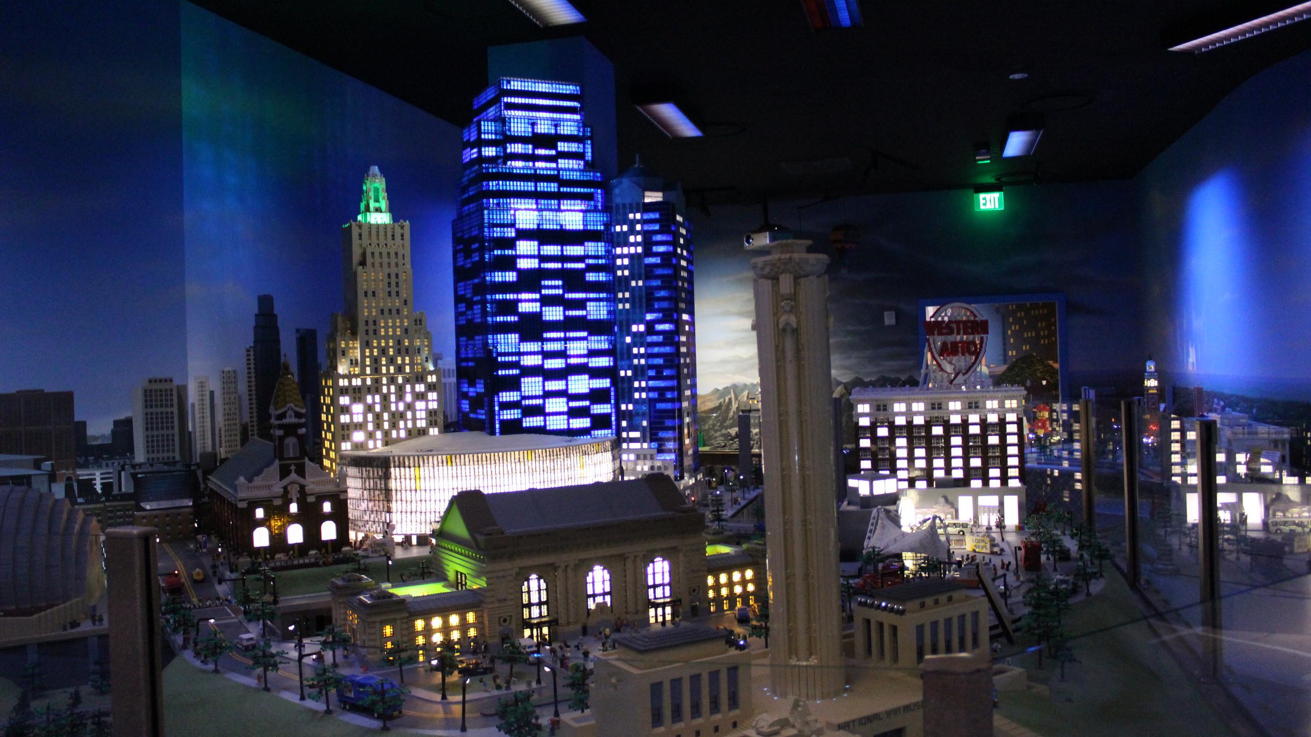 MINILAND Kansas City at LEGOLAND Discovery Center in Kansas City