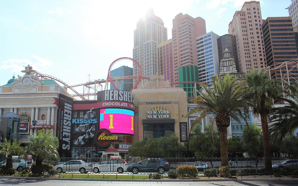 Las Vegas New York New York Hotel and Casino