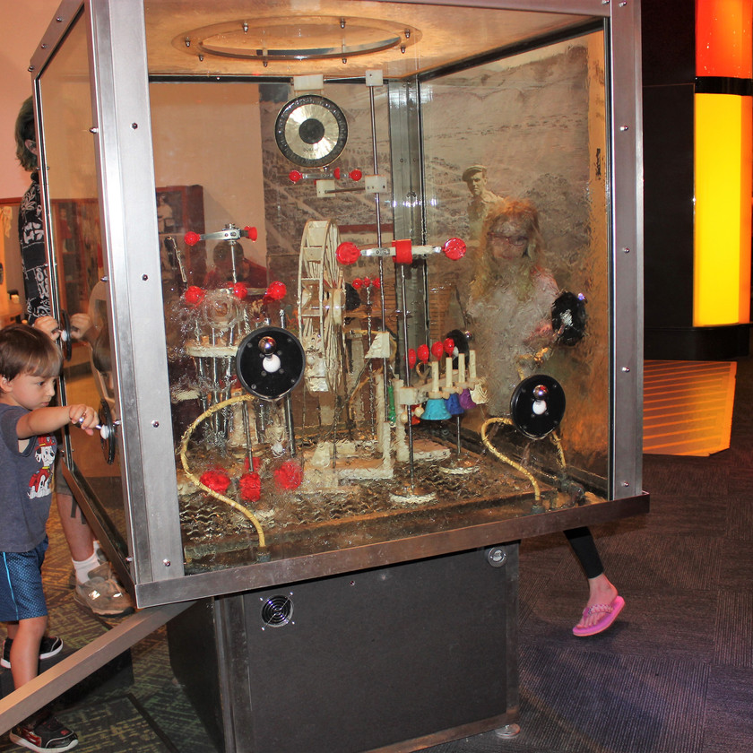 Fort Collins Museum of Discovery Music with Water