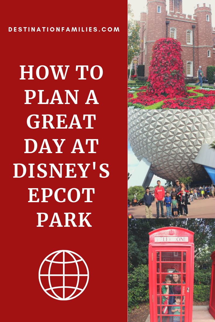 What is there to do at Epcot