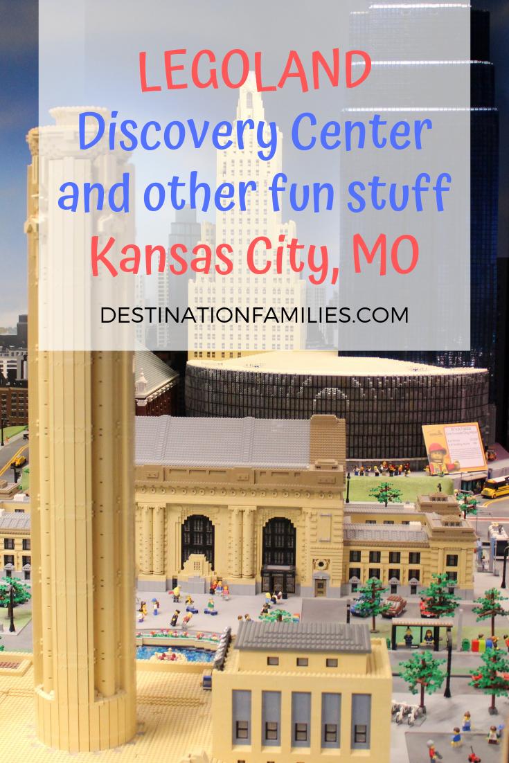Legoland Discovery Center in Kansas City