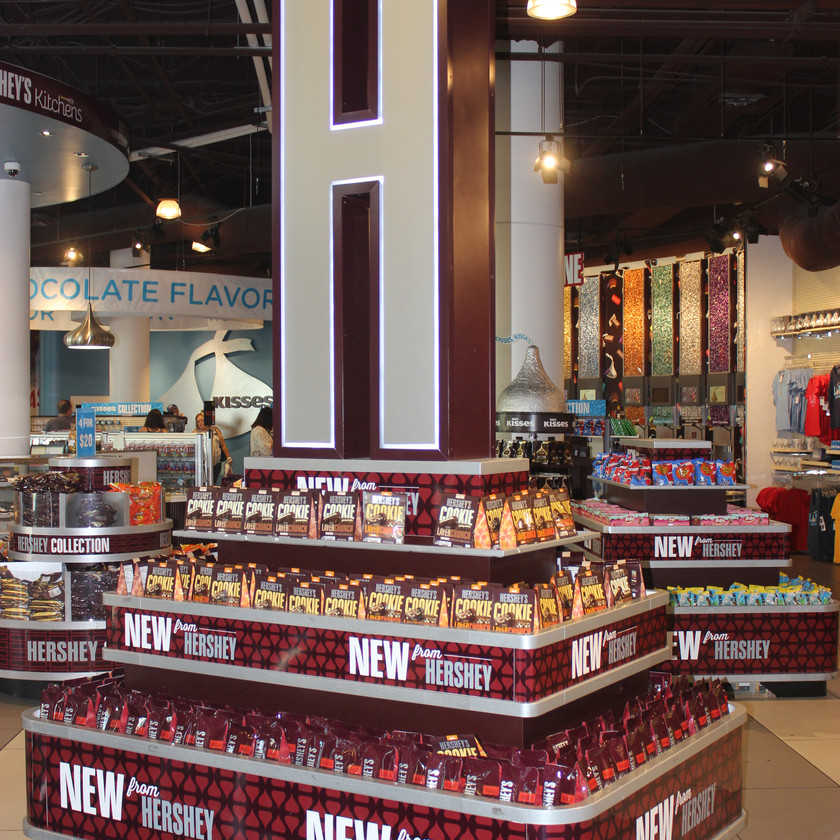 Hershey Store Las Vegas