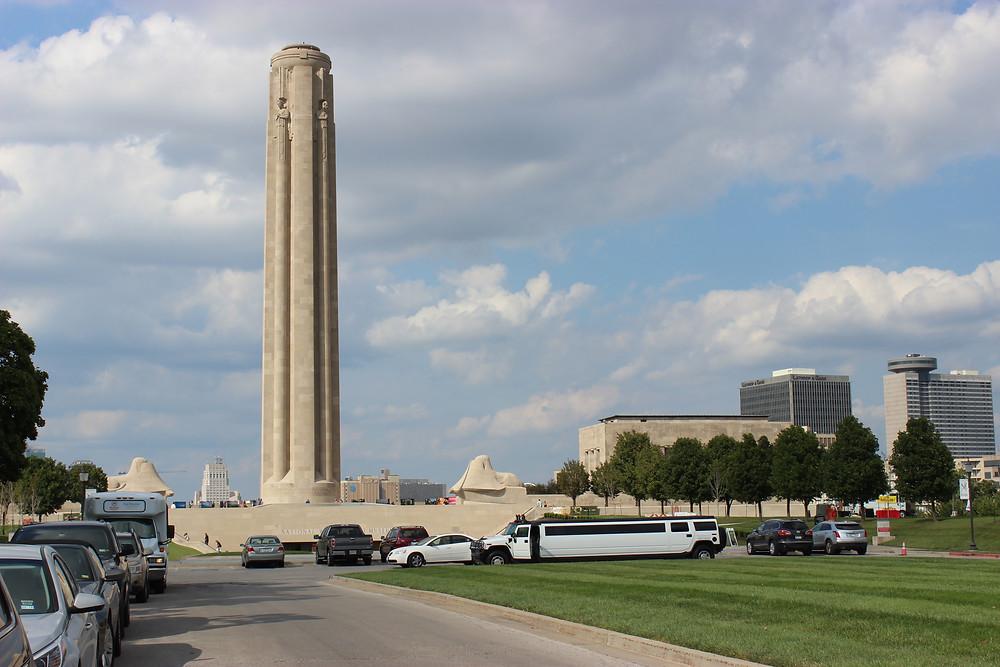 WWI Museum Memorial Tower in Kansas City