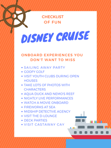What is there to do on a Disney cruise