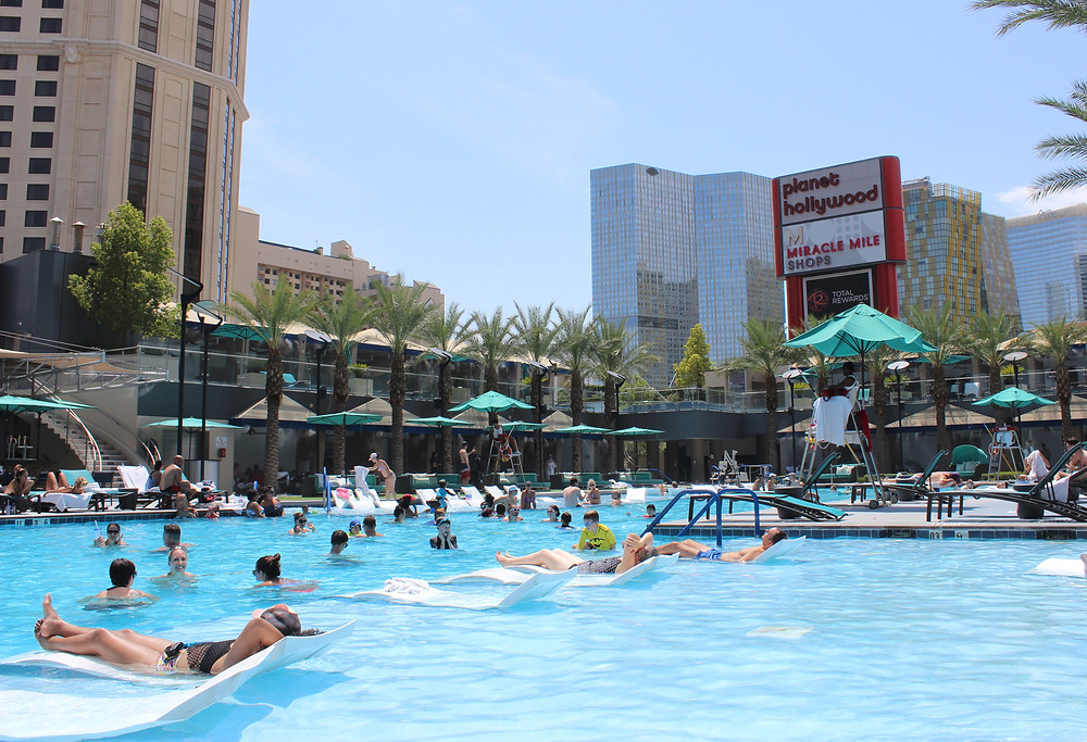 Elara Pool Las Vegas