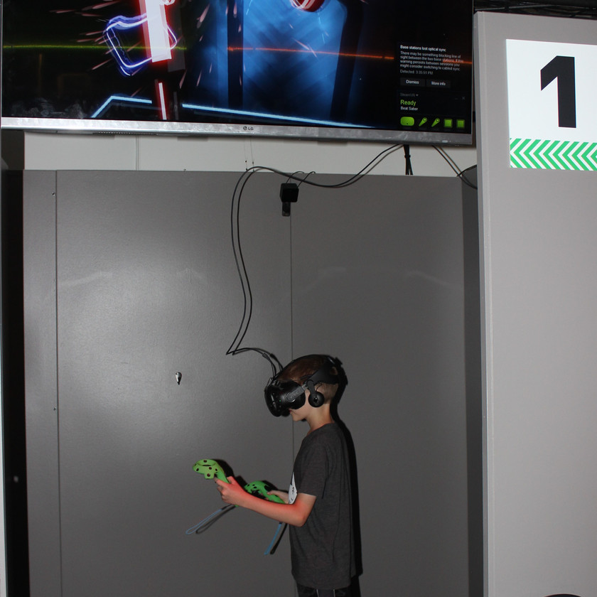 Denver Museum of Nature and Science VR Arcade