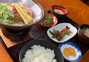 結旨豚と姫たけのこのみそ焼き定食.jpg