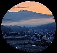 飛騨高山の景色