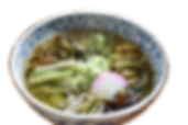 Soba Noodles with Mountain Vegetables