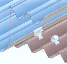 折板屋根改修工法