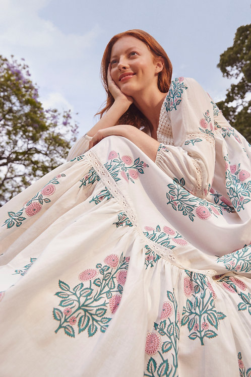 Carmina Maxi Dress