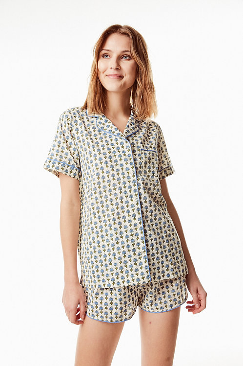 Audrey Short PJ Set