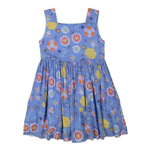 Charlotte Girl's Dress (Gardenia)