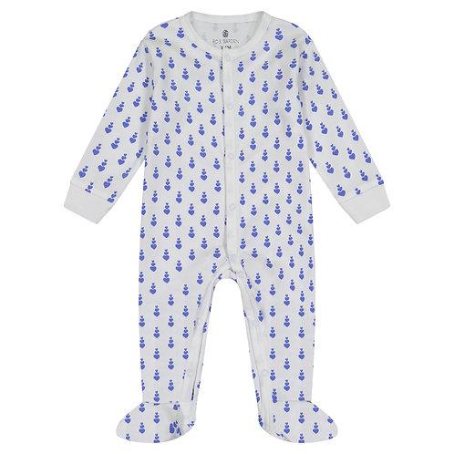 Casey Infant Pajamas - Petit Coeur