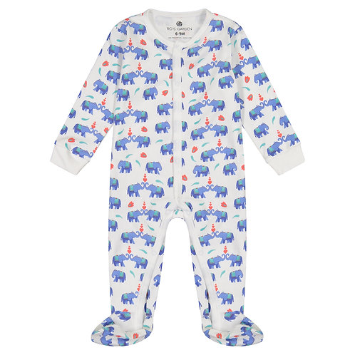 Casey Infant Pajama Suit (Fall 2020)