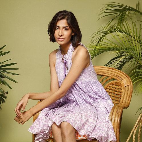 Short Sofia Dress - Pauline
