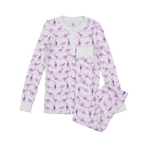 Cameron Pajama Set (Kids) - Jumping Joeys