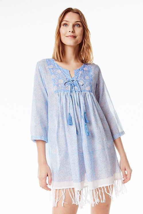 Seychelles Tunic Amelia Light Blue