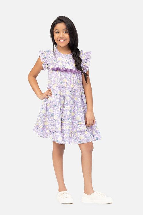 Mae Girl's Dress