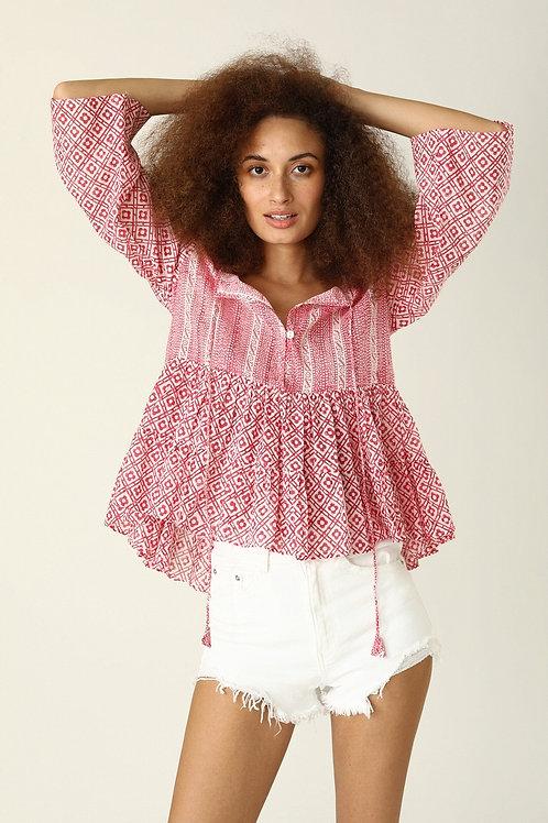 Diva Top - Natalia (Pink)
