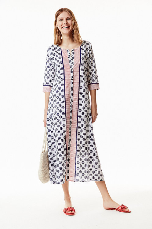 Blair Long Open Dress