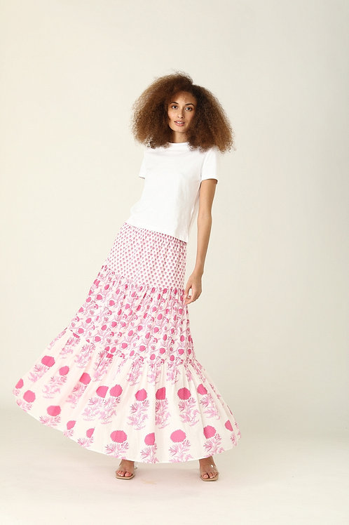 Frilly Skirt - Nuni or Provence