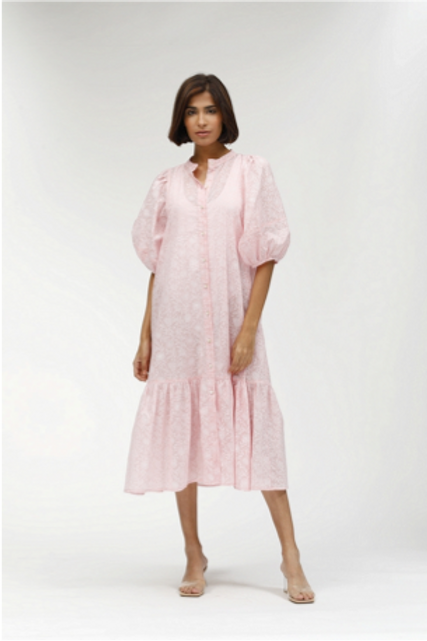 Flirty Dress - Amelia (Pink)