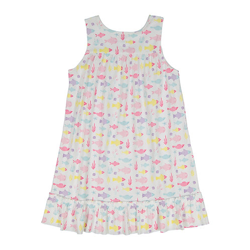 Louise Girl's Lounge Dress (Pre Spring 2021)