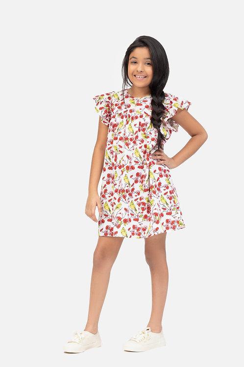 Mae Girl's Dress (Various Prints)