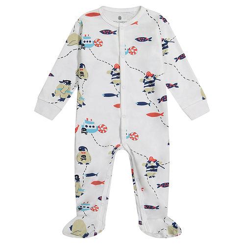Casey Infant Pajama - Barbarossa