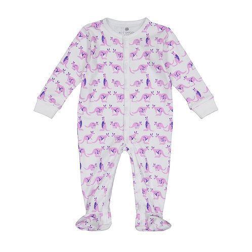 Casey Infant Pajama Suit - Jumping Joeys