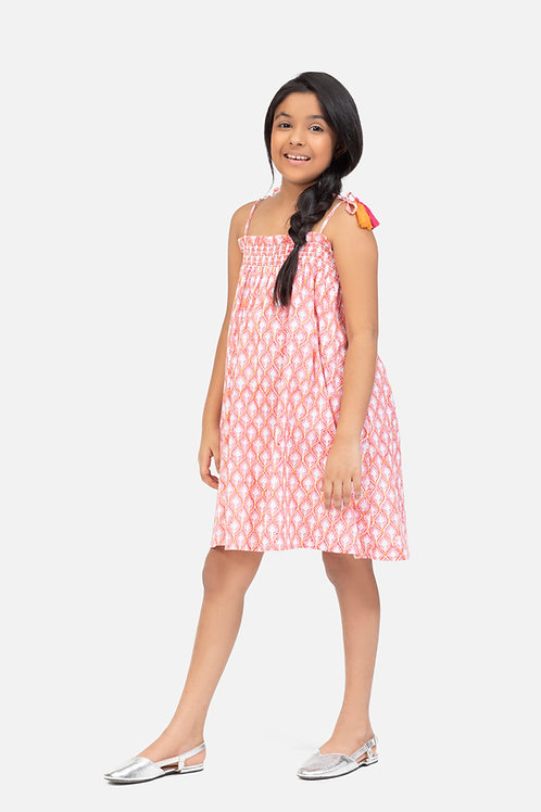 Maine Girl's Dress - Paula