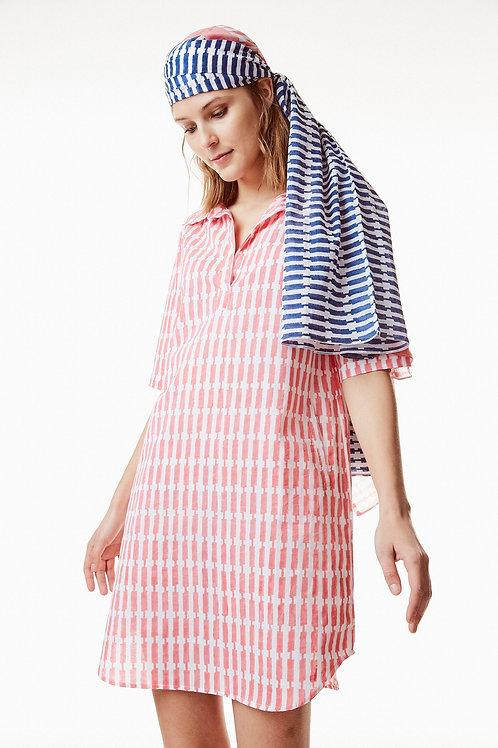 Bobby Shirt Dress - Pink