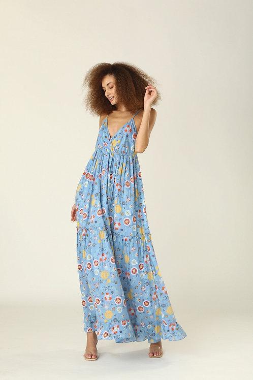 Florida Dress - Gardenia