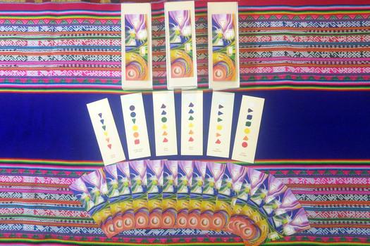Essences Dictionary Cards קלפי מהויות שפת האור