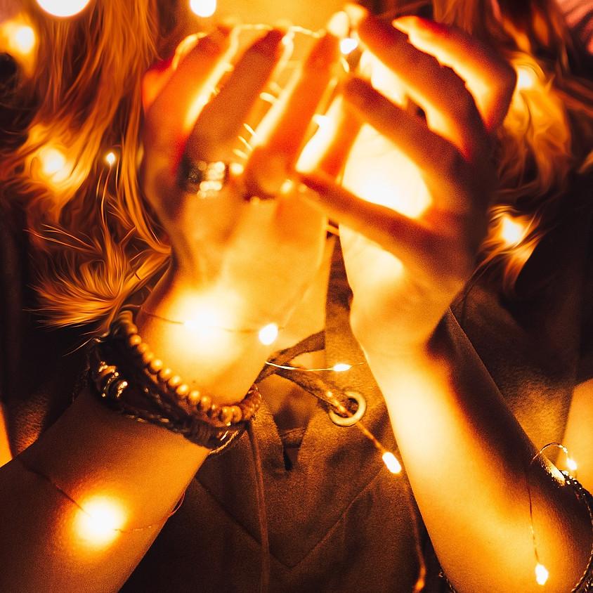 מפגש שיח רוחני - יצירת תודעה מתרחבת