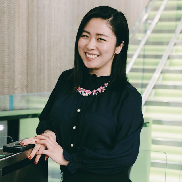 Jasmine Wu, Senior Consultant at Deloitte